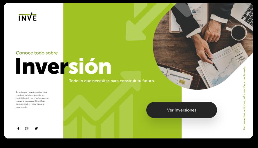 Website inve development