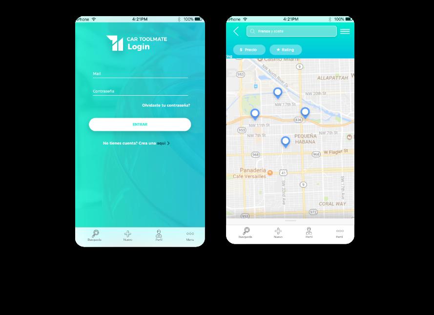 Toolmate Home App